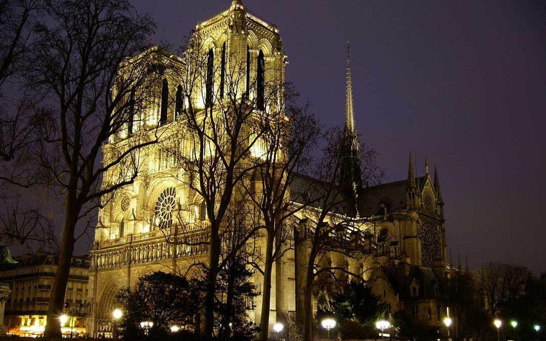 Karfreitag oder Notre-Dame