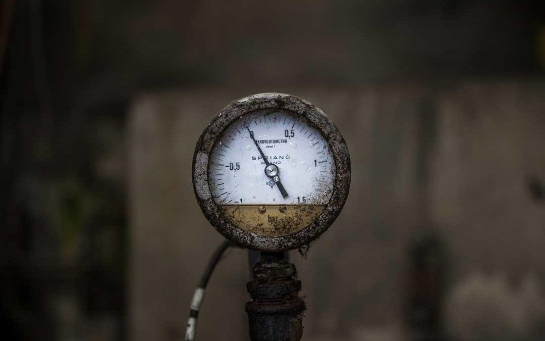 Wie begegnen wir Druck?