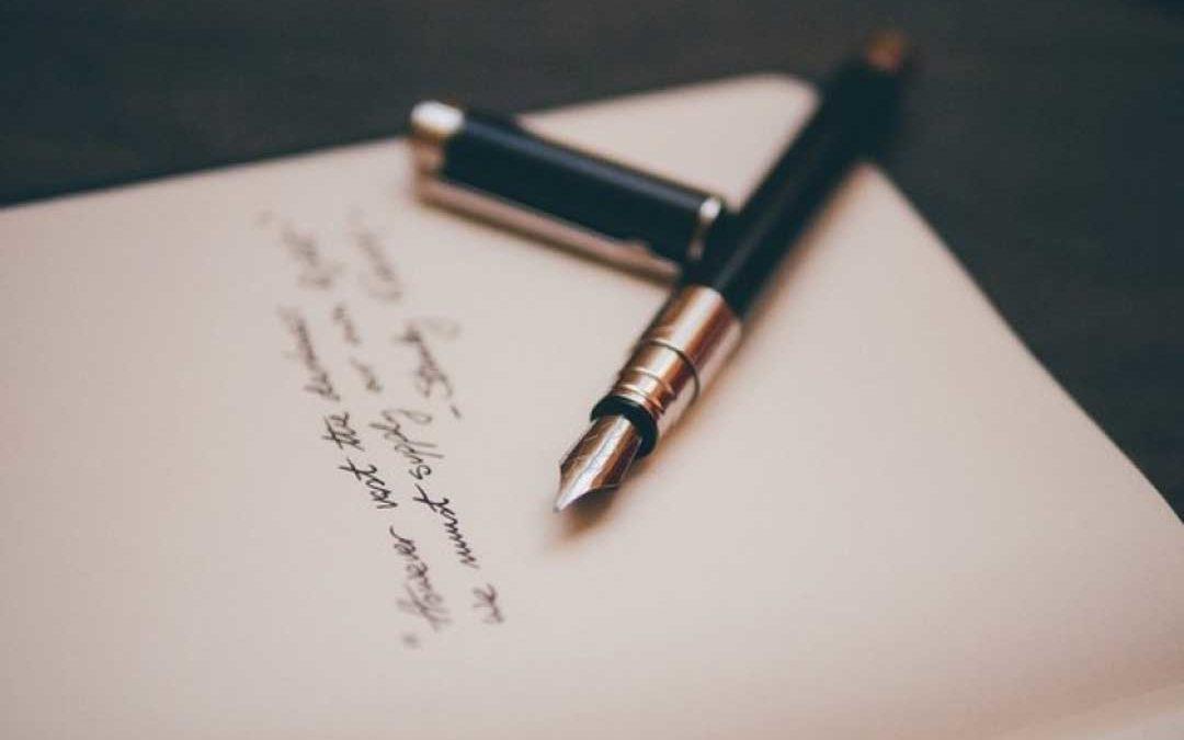 Schreiben ist doppelt leben