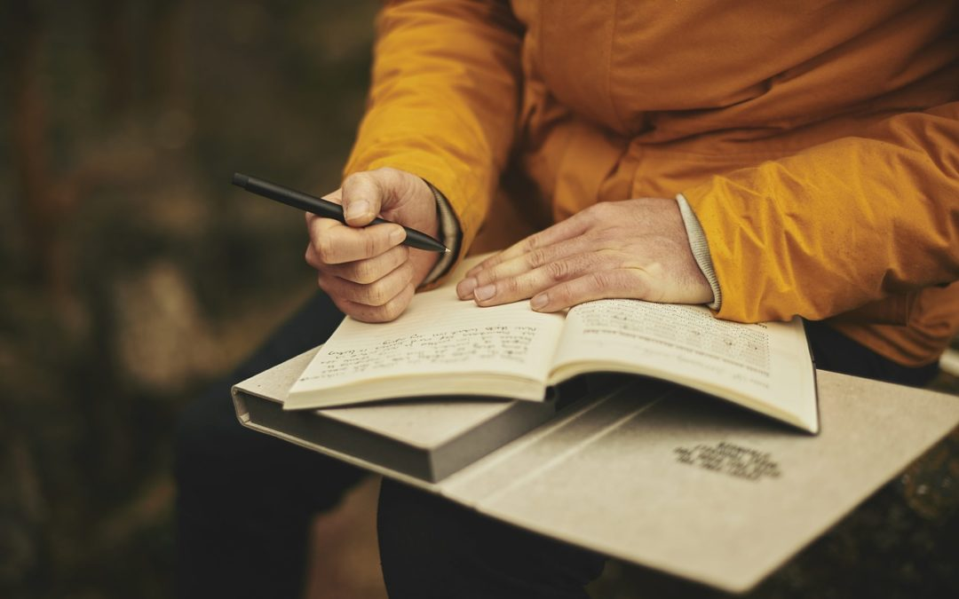Eine Schreibpraxis aufbauen – ein Projekt verfolgen