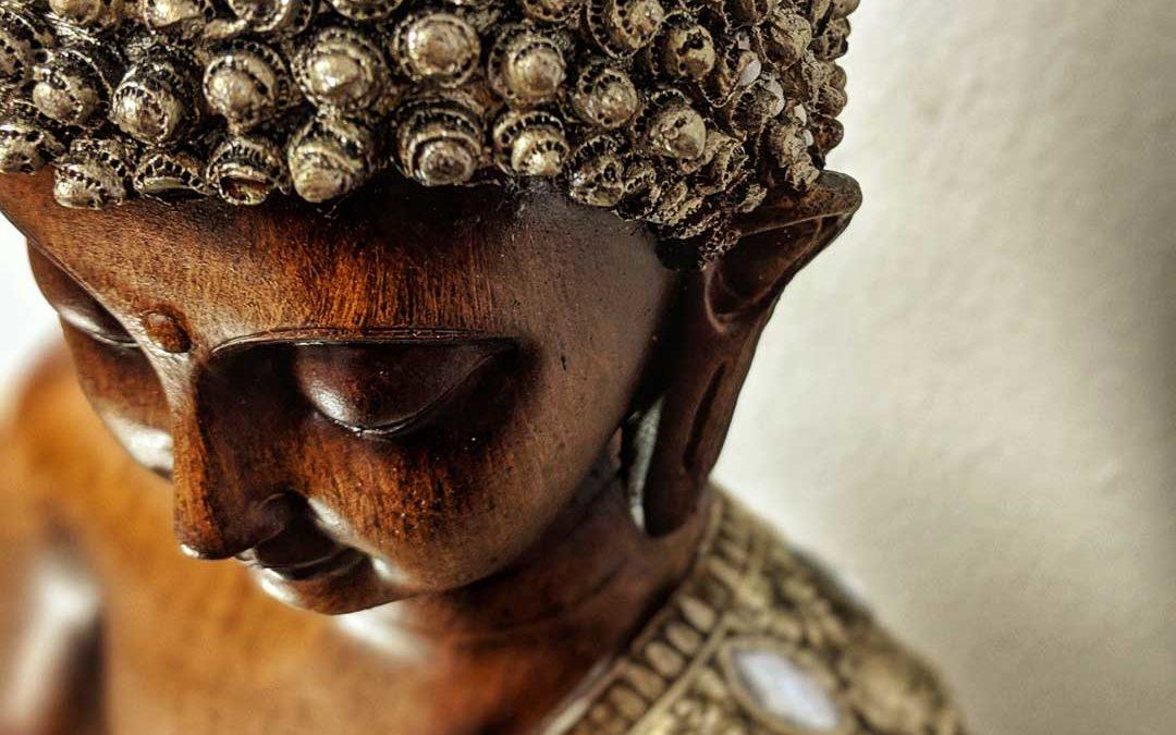 Keine Angst vor Buddha