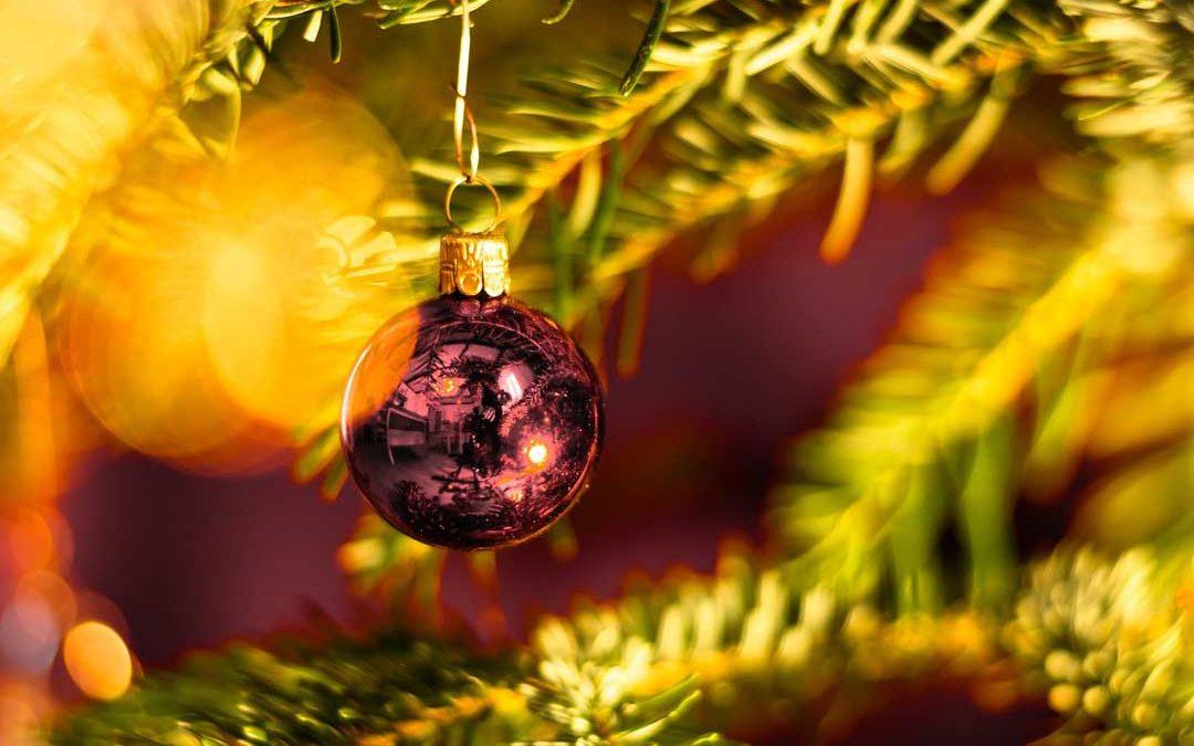 Das ehrliche Weihnachten ist Freude